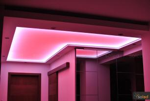 Półki Led Lustra Oświetlenie Kuchni Sufitów Gwieździste Niebo
